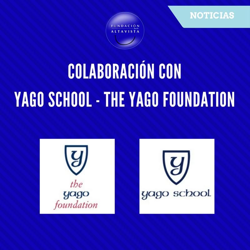 Colaboración Cycle Servicios con Yago Foundation