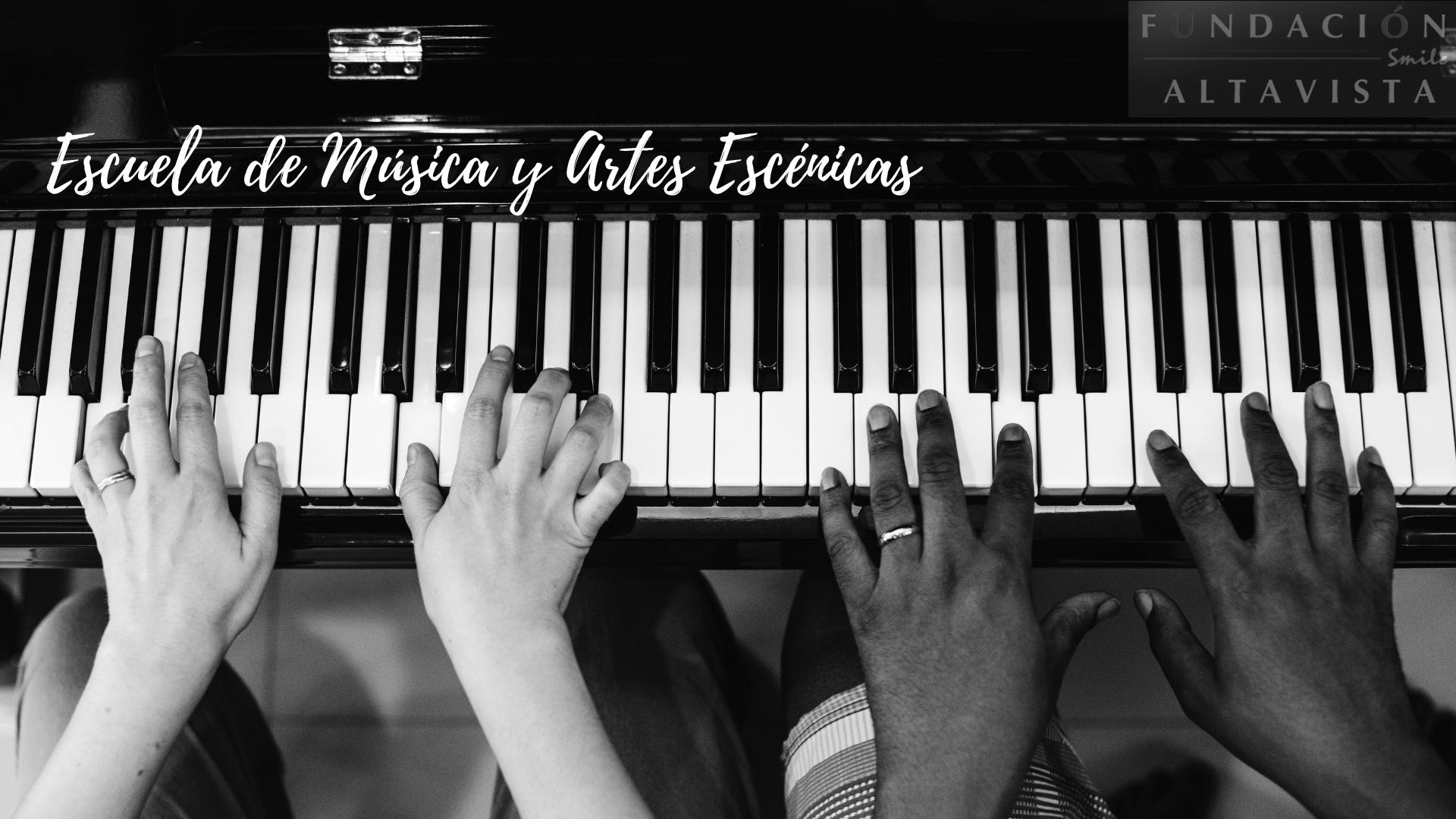 Escuela de Música y Artes Escénicas - Fundación Altavista
