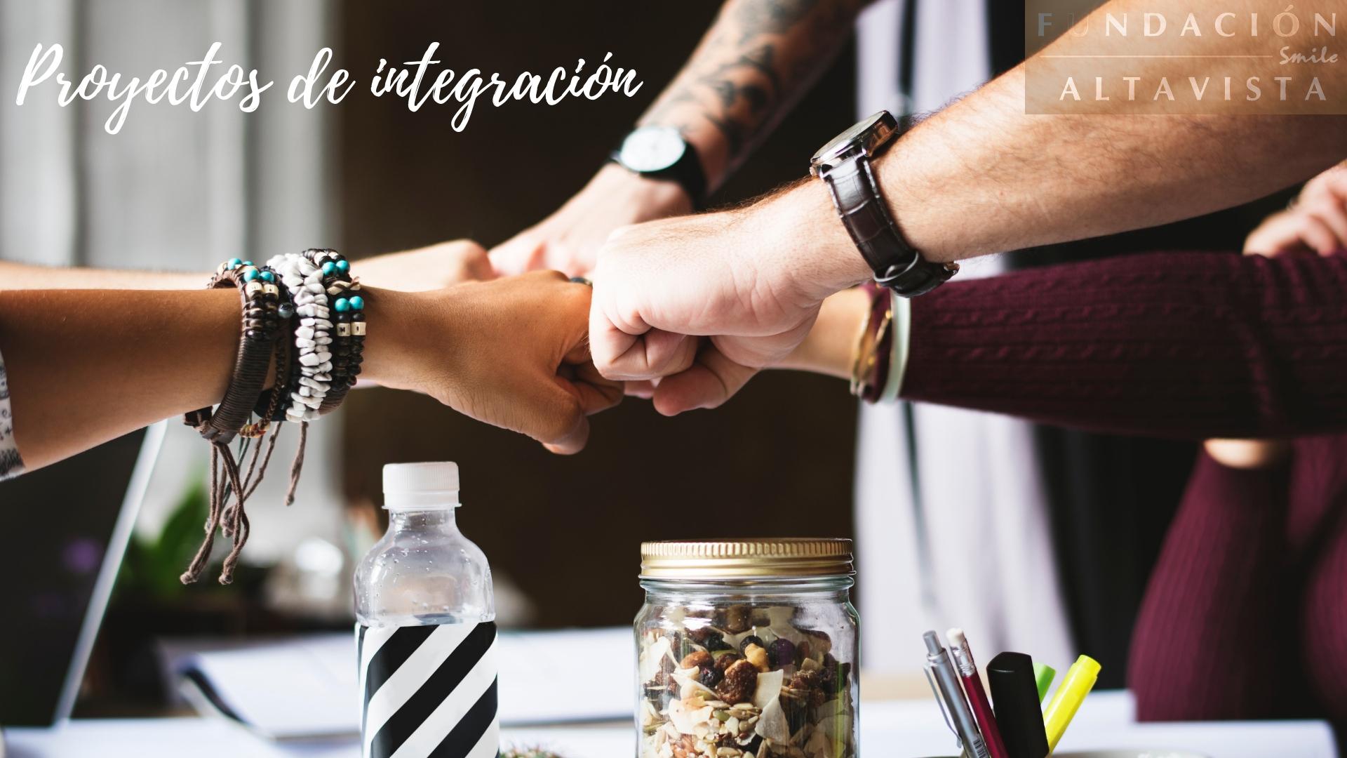 Integración Fundación Altavista